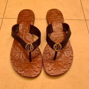 EUC Tory Burch Thora Flat Thong